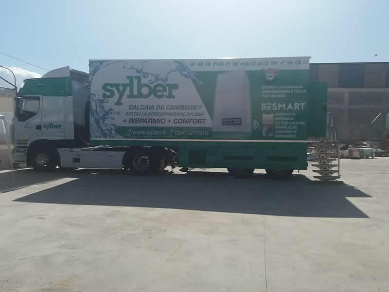 Il Tour Di Sylber